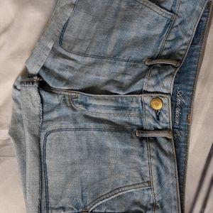 American Eagle Denim Cutoff Shorts